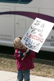 If it  Weren't Unions